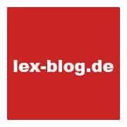 lex-blog.de Logo
