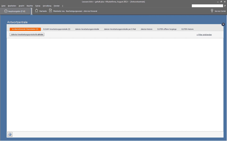 pic: Lexware lohn+gehalt Antwortzentrale