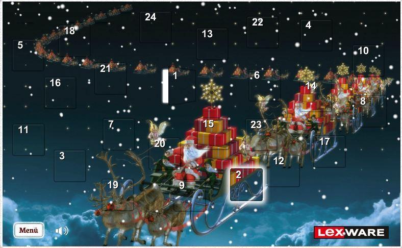 pic: Lexware Adventskalender 2012