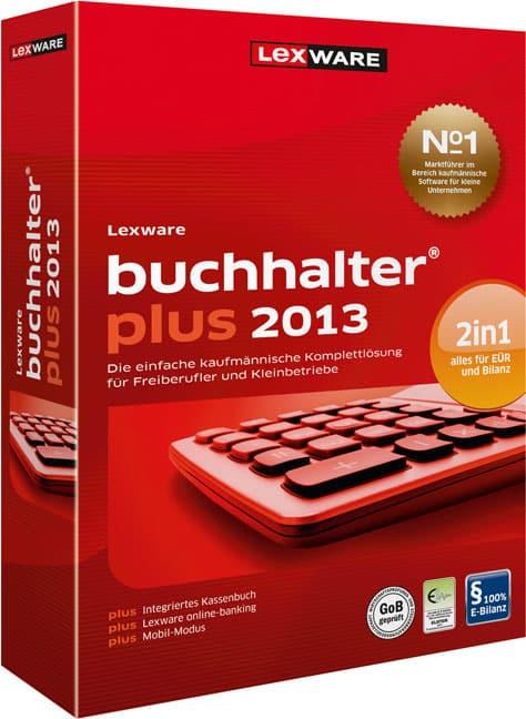 pic: Lexware buchhalter plus 2013
