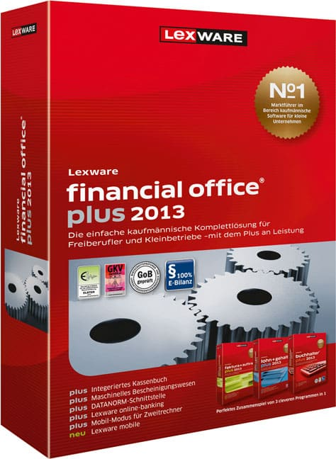 pic: Lexware financial office plus 2013