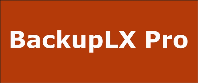 BackupLX Pro