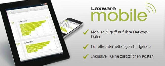 Lexware mobile