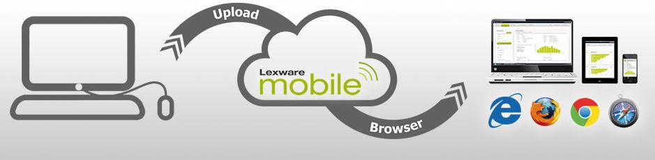 Lexware mobile Zugriff