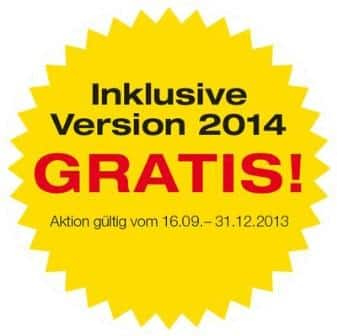 2in1 Aktion 2013