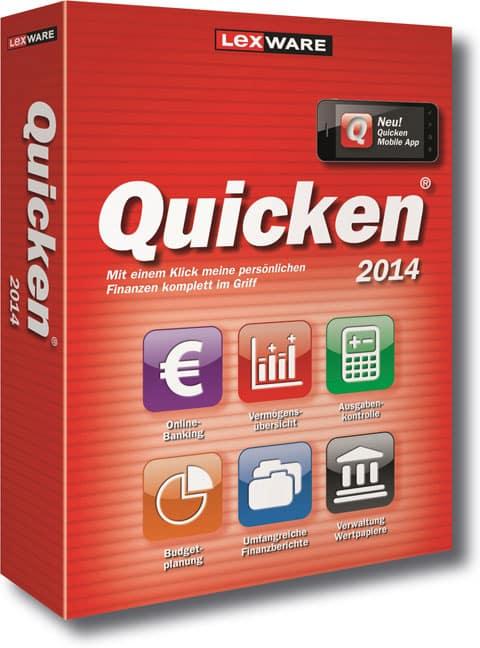 Lexware Quicken 2014