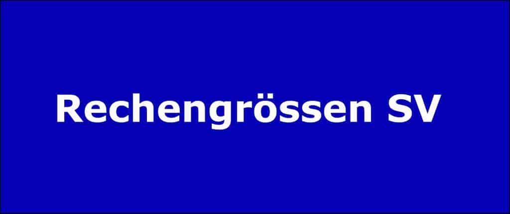 Rechengrössen SV