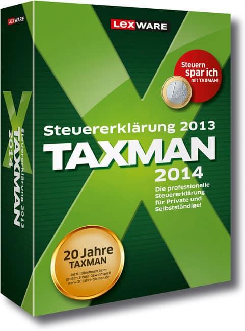 Lexware TAXMAN 2014