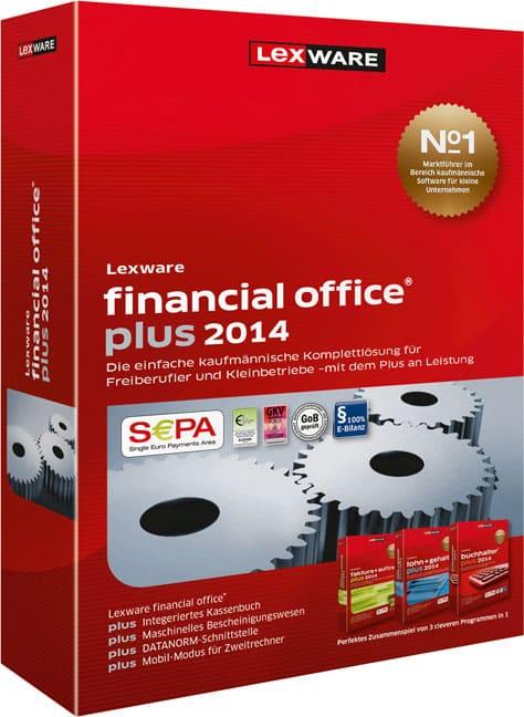 Lexware financial office plus 2014