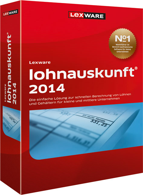 Lexware lohnauskunft 2014