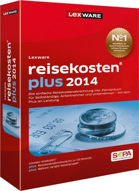 Lexware reisekosten plus 2014