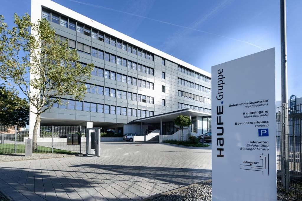 Haufe-Gruppe Campus