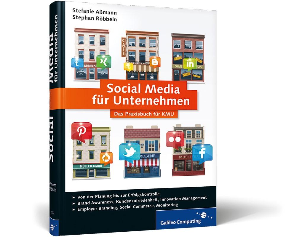 Social Media für Unternehmen - Galileo Press