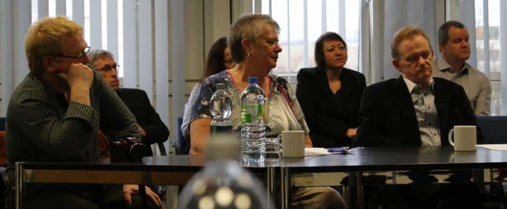 Teilnehmer beim 15. Lexware User-Treffen