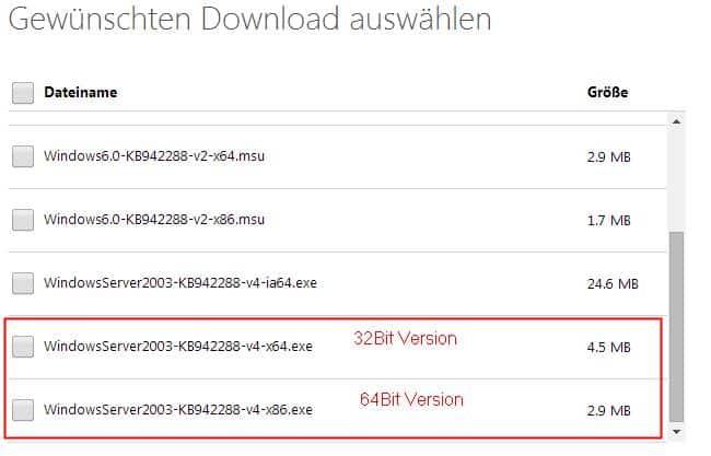 Update Windows Installer Windows Server