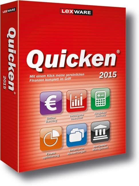 Lexware Quicken 2015