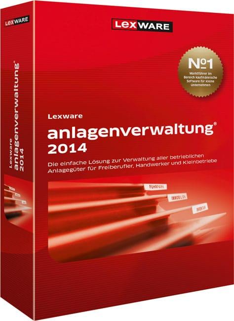 Lexware anlagenverwaltung 2014