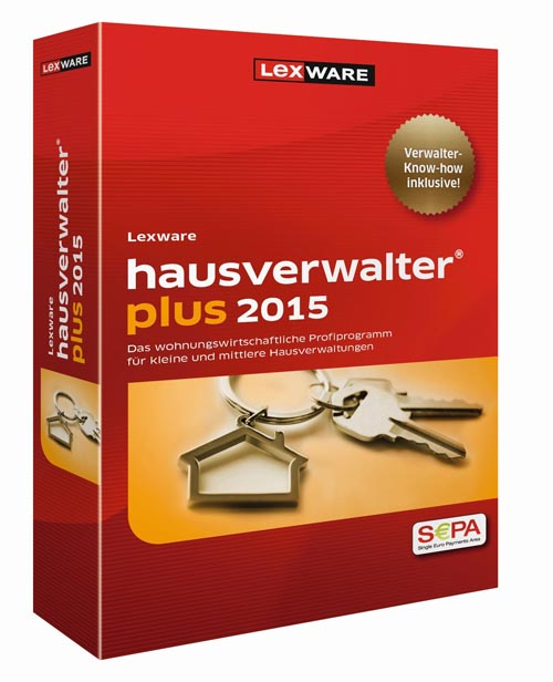 Lexware hausverwalter plus 2015