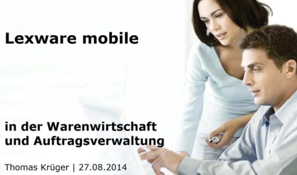 Lexware mobile