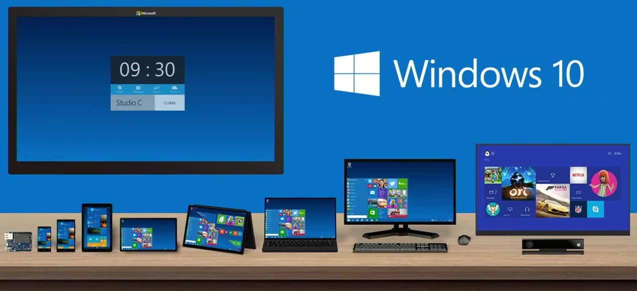 Windows 10 - für alle Geräte
