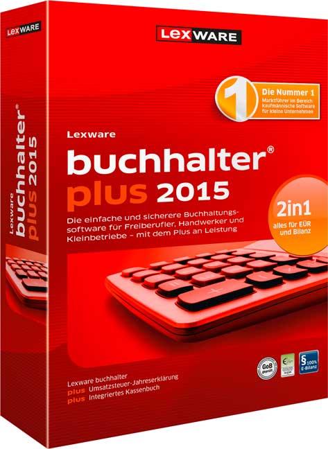 Lexware buchhalter plus 2015
