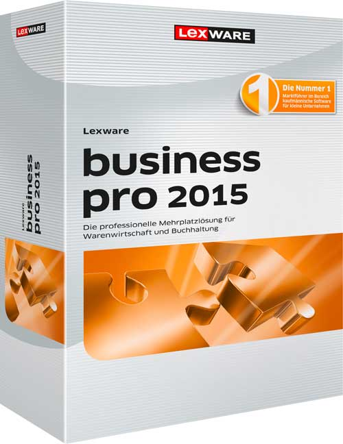 Lexware business pro 2015
