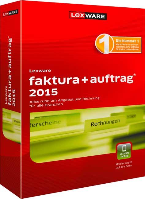 Lexware faktura+auftrag 2015