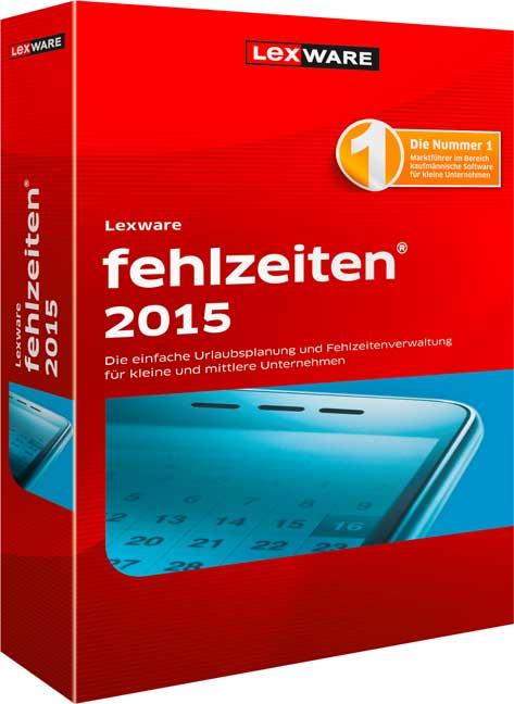 Lexware fehlzeiten 2015