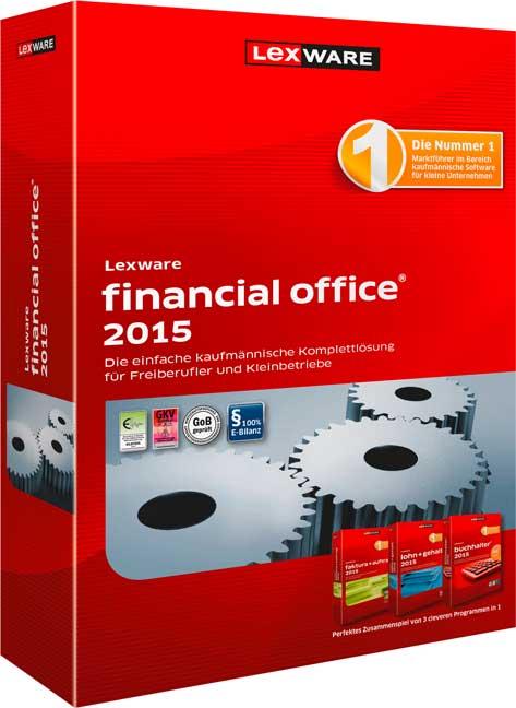Lexware financial office 2015
