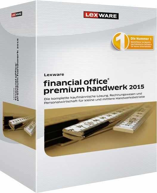 Lexware financial office premium handwerk 2015