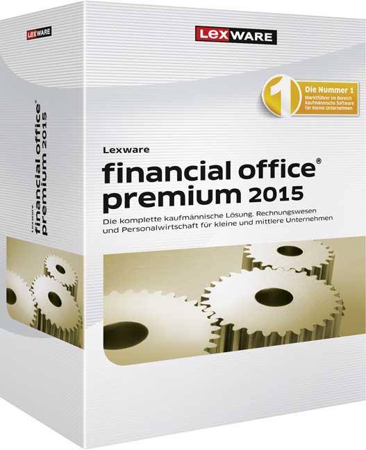 Lexware financial office premium 2015