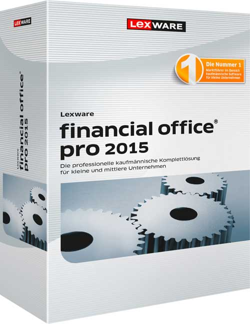 Lexware financial office pro 2015