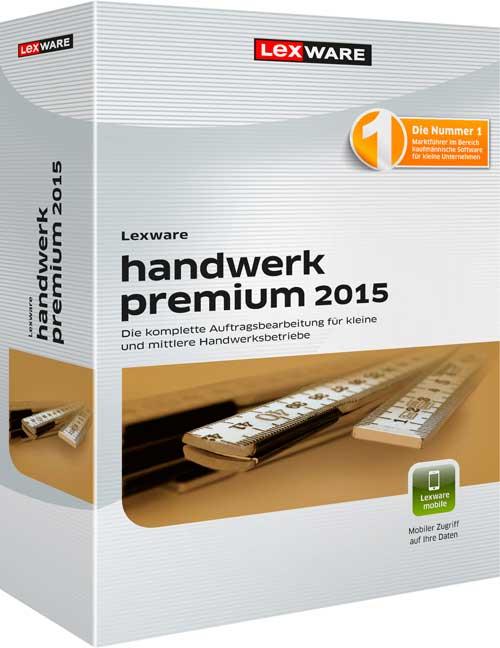 Lexware handwerk premium 2015