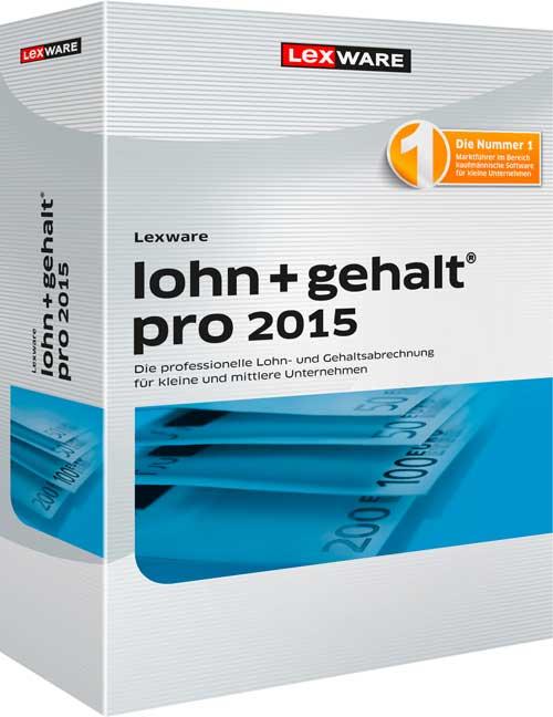 Lexware lohn+gehalt pro 2015