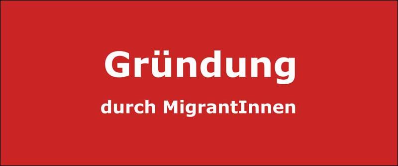 Gründung durch MigrantInnen