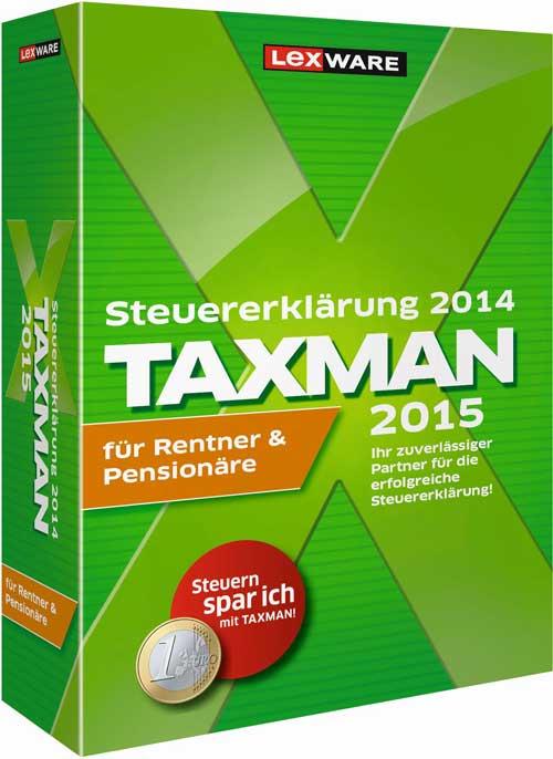 TAXMAN Rentner & Pensionaere 2015