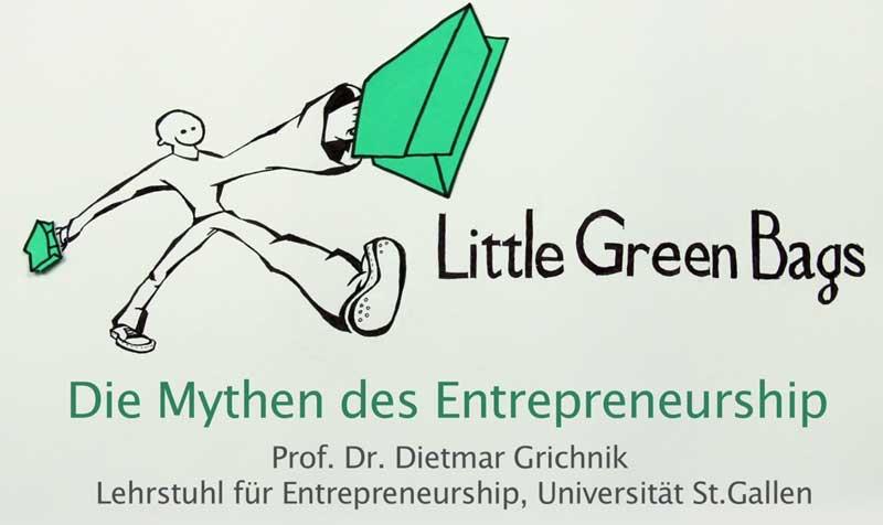 10 Mythen zum Unternehmertum
