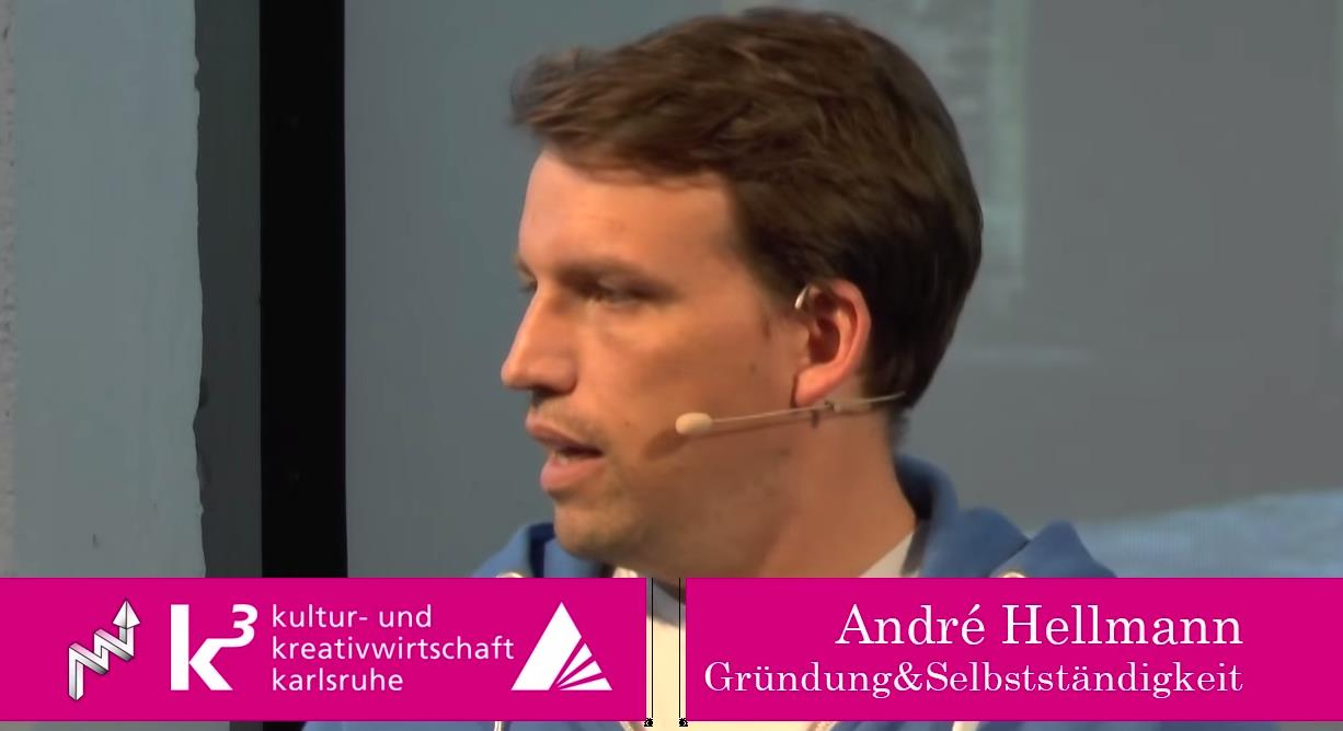 André Hellmann - Gründung und Selbständigkeit