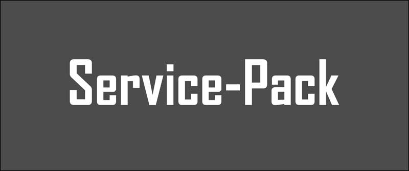 Service-Pack