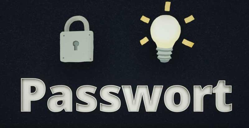 Passwörter einfach erklärt - Alexander Lehmann