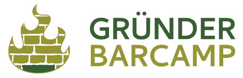 Logo GründerInnenBarcamp