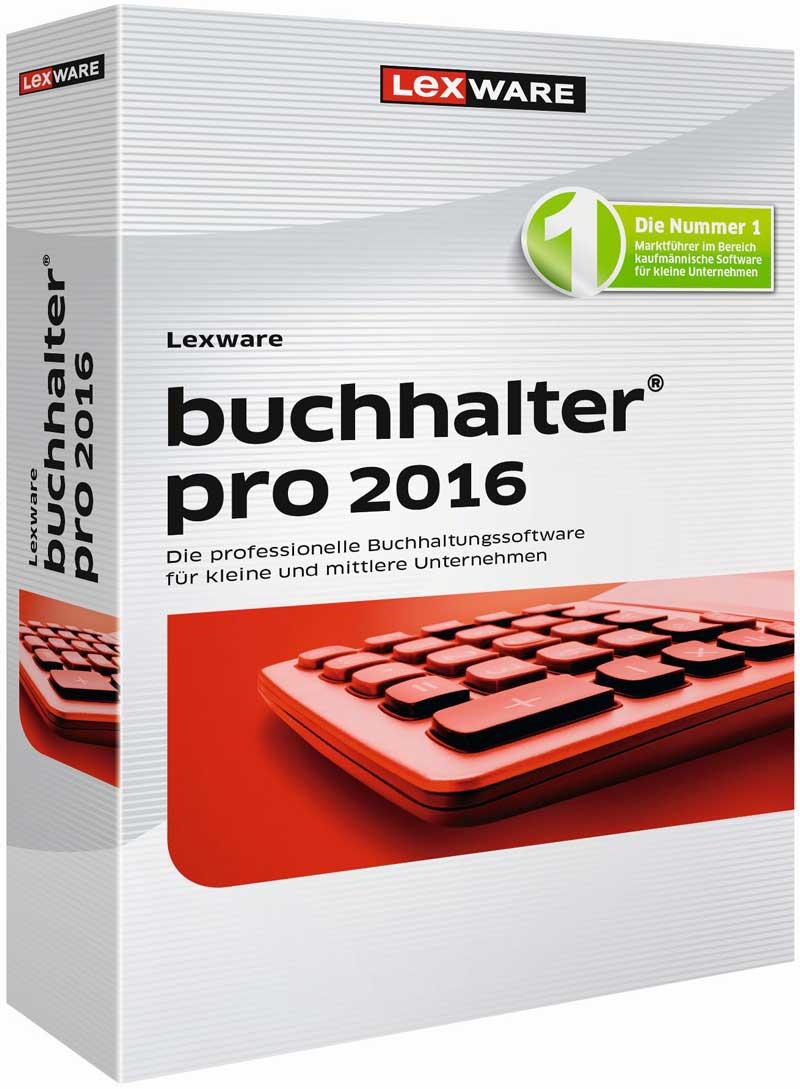Lexware buchhalter pro 2016