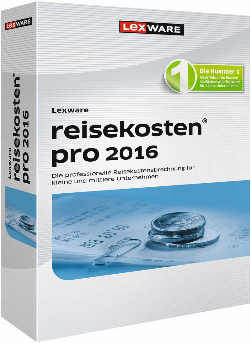 Lexware reisekosten pro 2016
