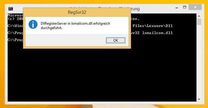 Windows Eingabeaufforderung aufrufen