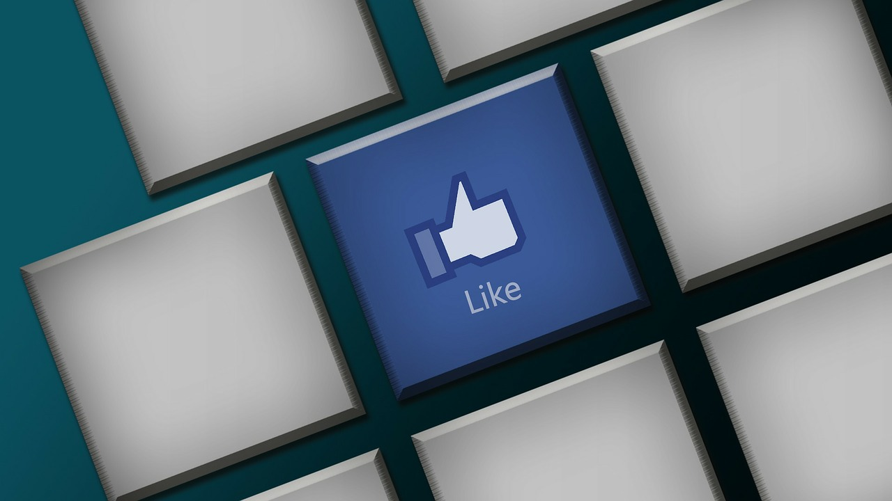 Facebook (bykst - pixabay)
