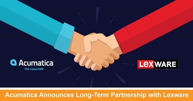 Acumatica Partnership Haufe-Lexware