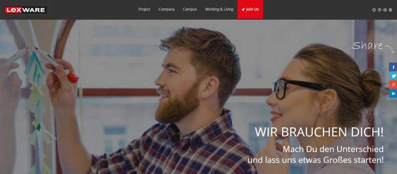 Lexware Topas Infoseite