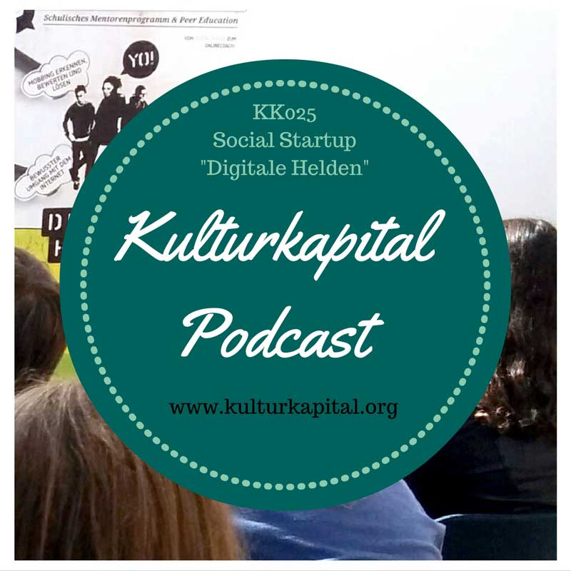 Podcast Kulturkapital Episode 025