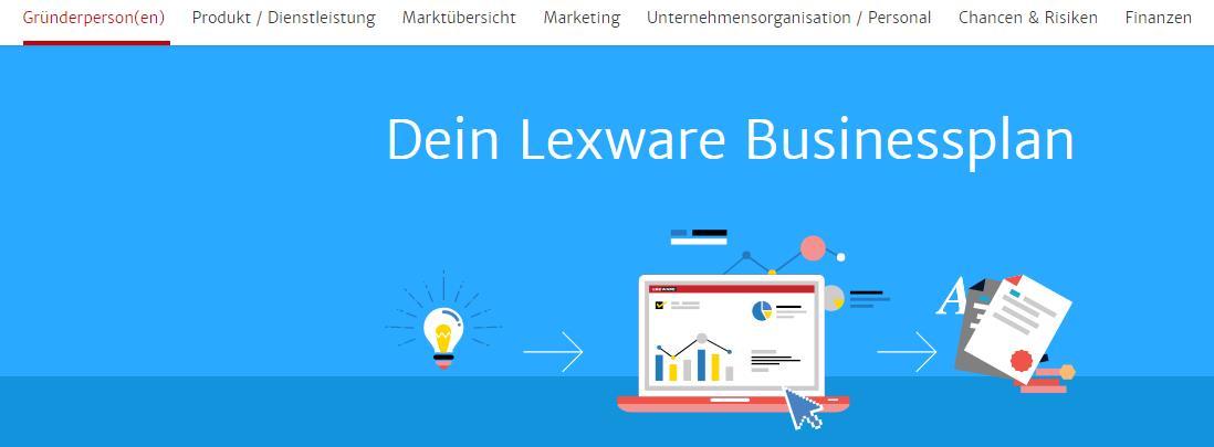 Lexware Businessplan