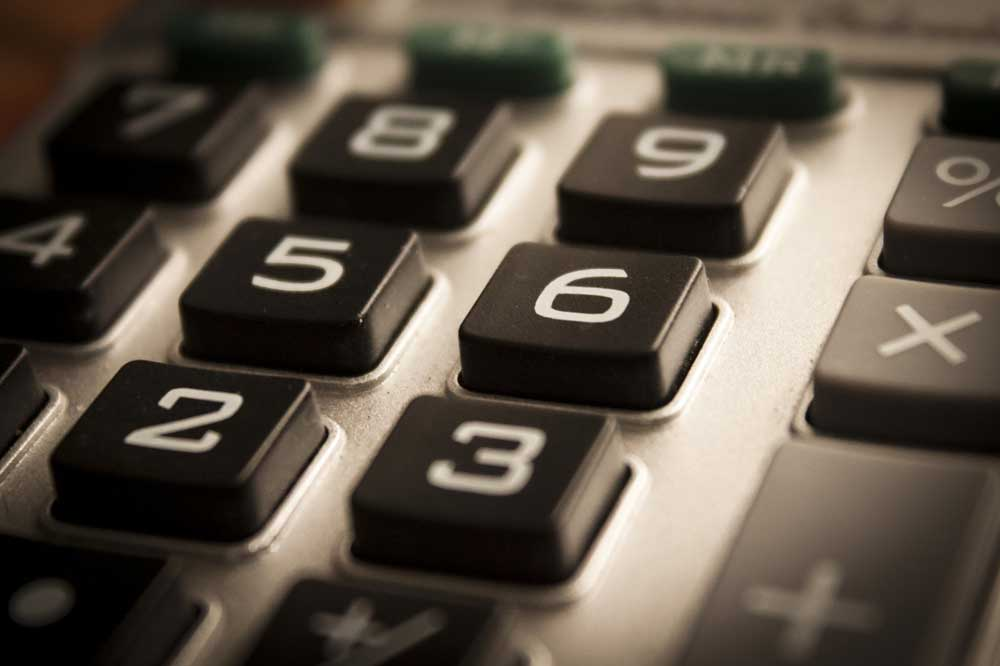 Calculator Rechner